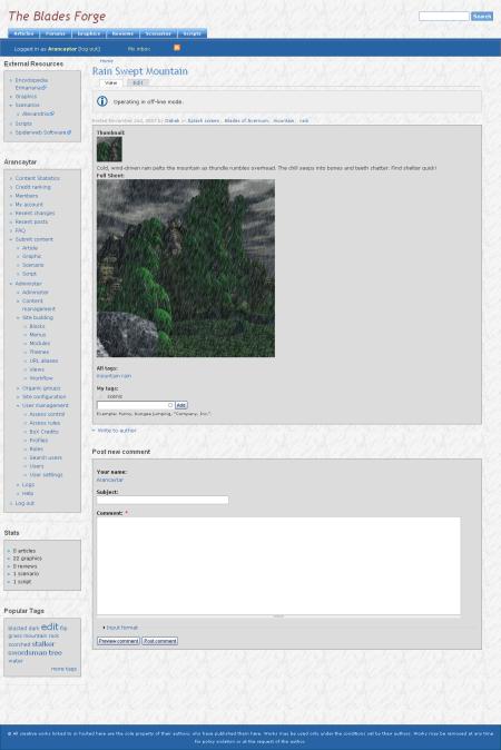 IMAGE(http://stuff.ermarian.net/arancaytar/images/screenshots/bladesforge/reskinned-s.png)